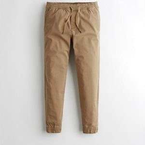 Bundled Hollister  jogger twill pants